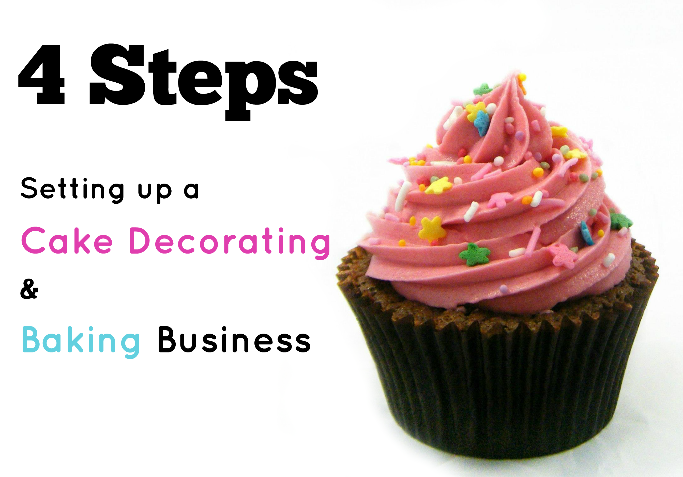 4 Steps to Setting Up a Cake Decorating or Baking Business Angel Foods
