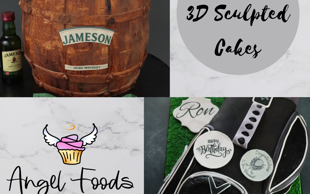 3D Cake Pricing | Sculpted Cake Pricing | How much to charge for cakes | how to price cakes | cake pricing help | angel foods | cake business school