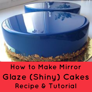 How To Make Shiny Cake Frosting