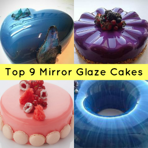 Mirror Glaze Recipe