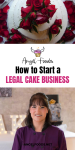 Legal Cake Business   Angel Foods   Cake Business School