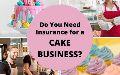 Insurance You Need to Cover Your Cake Business