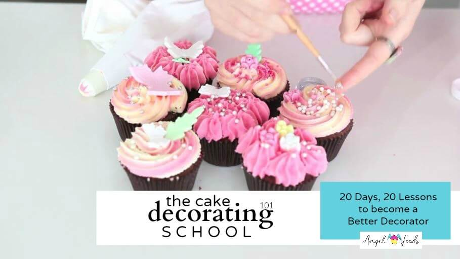 Decorating 101 Course | Angel Foods
