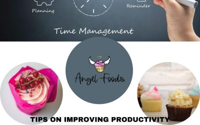 Tips on How to Improve Productivity in Your Cake Business