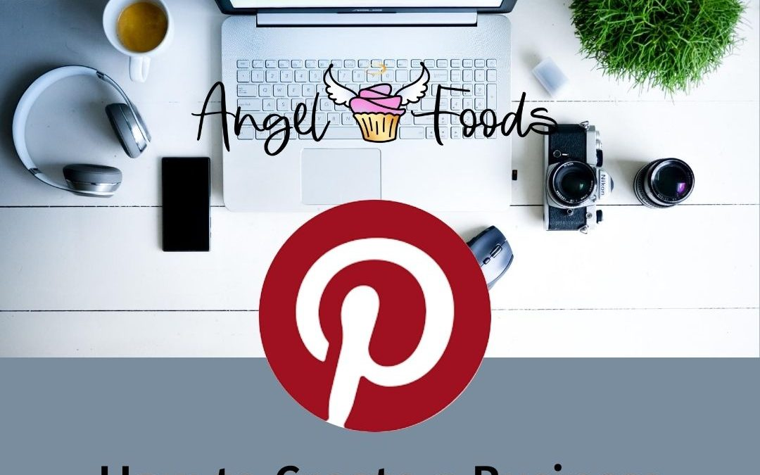 PInterest for Business | Pinterest for Cake Business | How to Set up a Pinterest Business Account | Cake Business Tips | Cake Business Advice | Angel Foods | Cake Business School