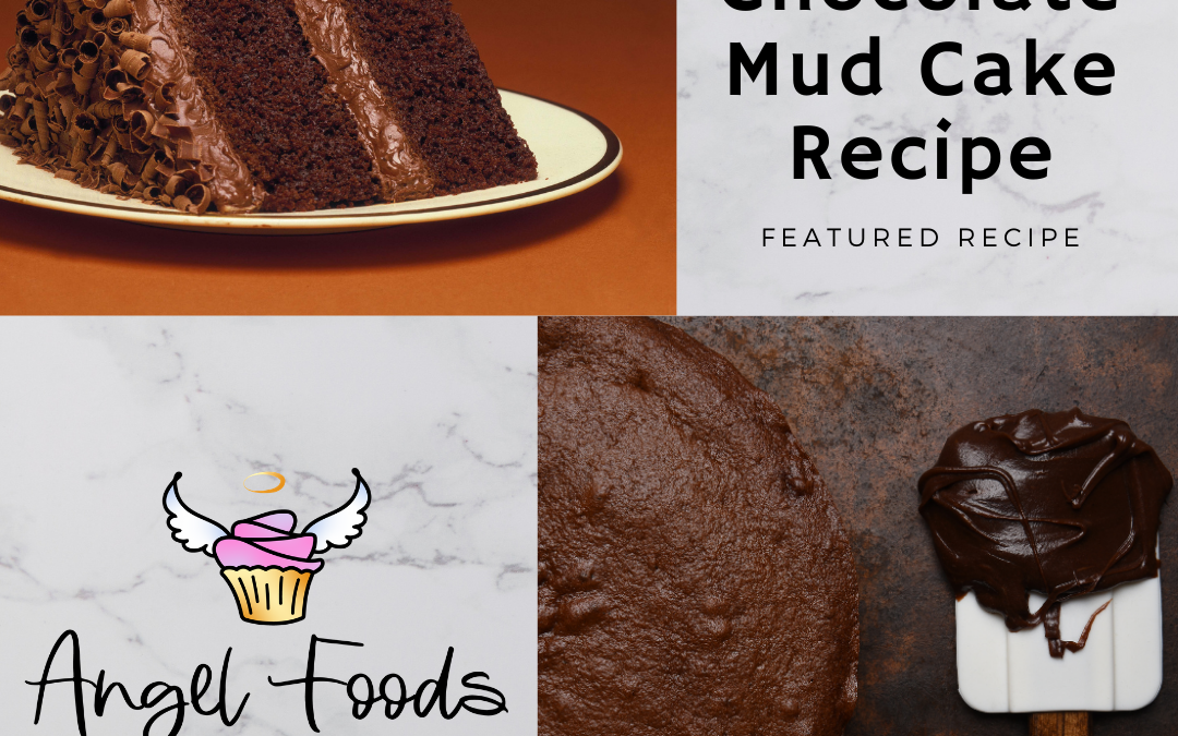 Dark Chocolate Mud Cake Recipe