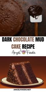 Dark Chocolate Mud Cake Recipe | Cake Recipes | Chocolate Cake Recipes | Baking Tips | Angel Foods | Cake Business School