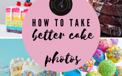 How To Take Better Cake Photos
